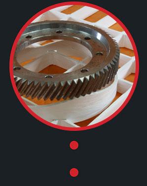 Heatproof ceramic tray